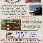 Great Locomotive Chase and Train Battle of Port Jefferson